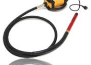 Vibrador eléctrico dingo enar equiconstructor