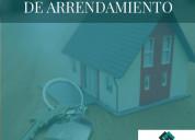 Convenios de arrendamiento con justicia alternativ