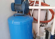 Reparaciones y mantenimiento de bombas de agua