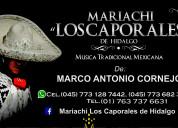 Mariachi los caporales de hidalgo a sus ordenes
