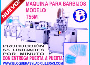 Enviamos maquinarias para micro empresas