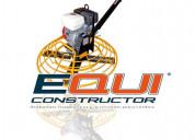 Allanadora sencilla 1201 enar equiconstructor