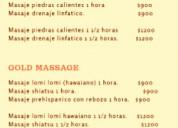 El masaje prehispánico-maya es un vehículo de unió