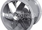 Extractor tubo axial acoplamiento directo 24