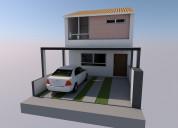 Venta de casa en condominio privado con amenidades