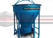 Bacha hypermaq ½ para concreto