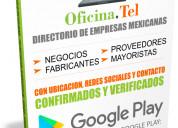 Oficina.tel - directorio de empresas mexicanas