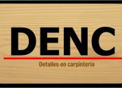 Carpintero,carpinteria,taller de arpinteria, detal