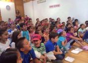 Fiesta infantil: el más divertido show!!