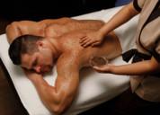 Masaje para hombres anti stress