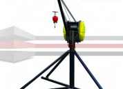 Polipasto elÉctrico para elevaciÓn de materiales m
