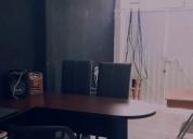 Oficina en renta por hora