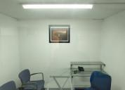 Renta de oficinas en zona polanco desde $5500
