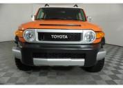 Toyota fjcruiser (03 unidades)