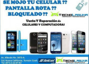 Reparacion y mantenimiento de telefonia celular