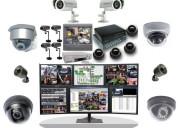 Equipo de vigilancia para tu hogar o negocio