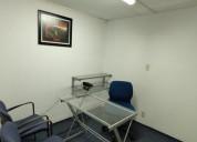 Oficinas en polanco seccion i cdmx