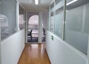 Cevam renta de oficinas en polanco desde $6500