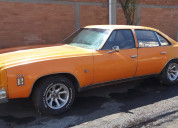Chevrolet chevelle 74