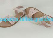Zapatos para dama tallas grandes