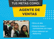 Call center/ comision sin tope
