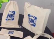Bolsas con su logo politico impreso en zacatecas