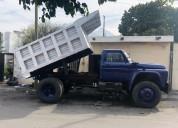 Renta de camion de volteo para empresasa