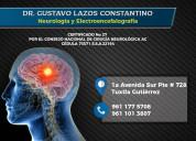 Neurólogia y electroencefalografia