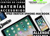 Reparacion de ipad, iphone, macbook