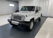 Jeep wrangler 04 puertas 2014