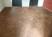 Reparación de pisos de barro en morelia
