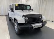 Jeep wrangler unlimited (04 puertas) 2014