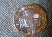 Moneda de $20 500 aÑos de veracruz