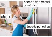 Sirvientas de personal doméstico