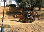 Excavaciones,limpieza de terrenos y venta de agreg