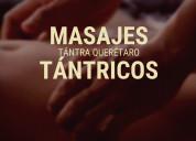 Desarrollo espíritual mediante masajes tantricos