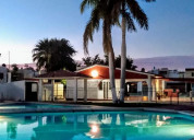 Renta casa amueblada equipada céntrica, hermosillo
