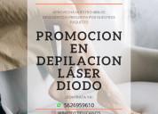 Depilacion lÁser diodo