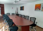Salas de juntas para cursos y reuniones