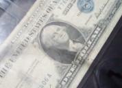 Venta de monedas y billetes
