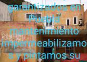 Trabajos garantizados impermeabilizacion y pintura