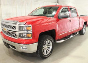 Chevrolet silverado aÑo 2013