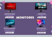 monitores de computadota