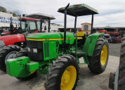Tractor john deere 4455  año 1994 140 hp