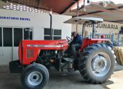 Tractor massey ferguson  492 año 2009 4x2 2600 h