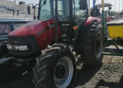 Tractor case jx95 año 2009 95 hp 4x4 3500 horas