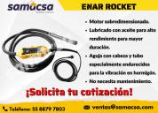 Vibrador eléctrico rocket
