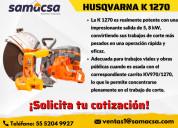 Cortadora husqvarna k1270