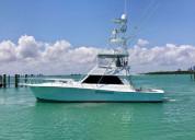 Barco de pesca seminuevo