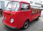 Combi volswagen 1981